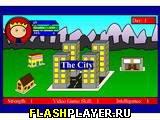 Игра Кибер город онлайн