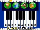 Игра Ди-джей клавиатуры онлайн