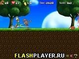 Игра Сумасшедший кролик онлайн