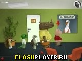 Игра Офис животных онлайн