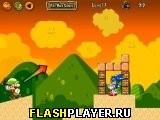 Игра Марио – Зомби и бомбы онлайн