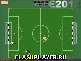 Евро 2012 футбол (Блондинки против брюнеток)