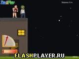 Игра Зомби бросок онлайн