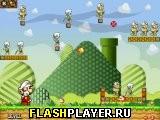 Марио и огненные шары