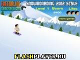 Сноубординг стайл 2012
