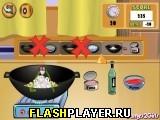 Игра Кухонное шоу – Тунец и спагетти онлайн