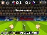 Евро 2012: Удар головой