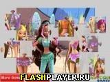 Винкс Клуб 3Д: Головоломка