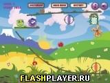 Игра Любопытные шары онлайн