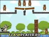 Игра Сумасшедший енот – уровни от игроков онлайн