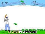 Игра Лягушачий бейсбол онлайн