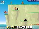Игра Обезьяний дайвинг со скалы онлайн