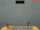 Игра Бадминтон стикменов 2 онлайн
