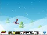 Марио и ледяной скейтинг 2