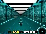 Игра 3Д Неоновые гонки 2 онлайн