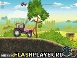 Мощь трактора – приключение