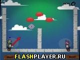 Игра Зомби спорт: Теннис онлайн