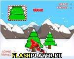 Игра Санта-сноубордист онлайн