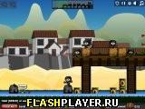 Игра Город в осаде - снайпер – Добро пожаловать на остров Снафу онлайн