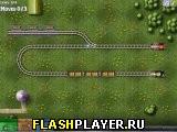 Железная дорога – Маневровый пазл 2