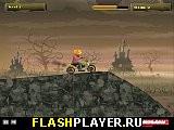 Игра Тыквоголовый гонщик 2 онлайн