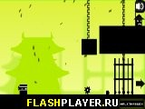 Игра Квадратный ниндзя онлайн