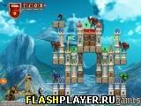 Игра Мастер катапульт 2: Земля драконов онлайн