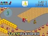 Игра Марио: мини-мото онлайн