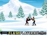 Игра Зимний бокс онлайн