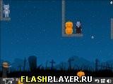 Игра Боунзи Хэллоуин онлайн