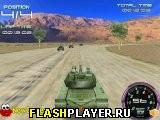 3Д гонки на танках