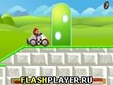 Марио  и мини кар