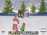 Санта хоккеист