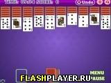 Игра Пиковый пасьянс Паук 2 онлайн