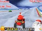 3Д Санта