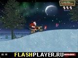 Санта гонщик 3