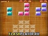 Скользящие кубики – набор уровней