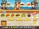 Пиратский ресторан морепродуктов