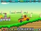 Марио и грузовик с подарками