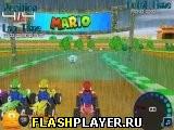 Дождливая гонка Марио 2