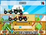 Марио и гонки на тракторах