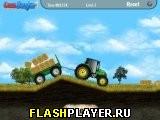 Трактор с фермы