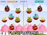 Игра Злобные птицы: Линзы онлайн