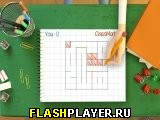 Игра Начерти квадратики онлайн