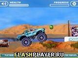 Игра 4-х колёсное безумие онлайн