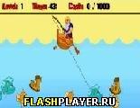Игра Рыбалка на удочку онлайн