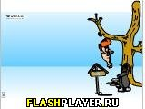 Игра Забрось тётку онлайн