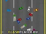 Столкновение на дороге