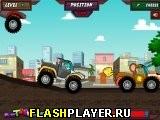 Война на грузовиках
