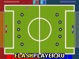 Футбольный поединок 2 на 2